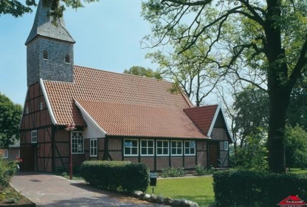kościół dachówka